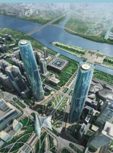 珠江新城市政交通
