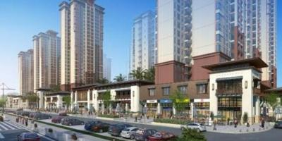 新兴县科技园生活区E7~E22栋住宅楼